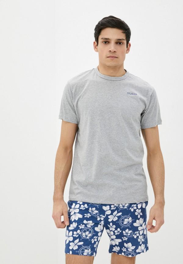 мужская пижама guess, разноцветная