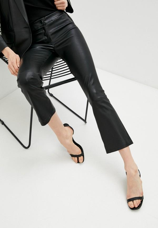 женские брюки arma, черные