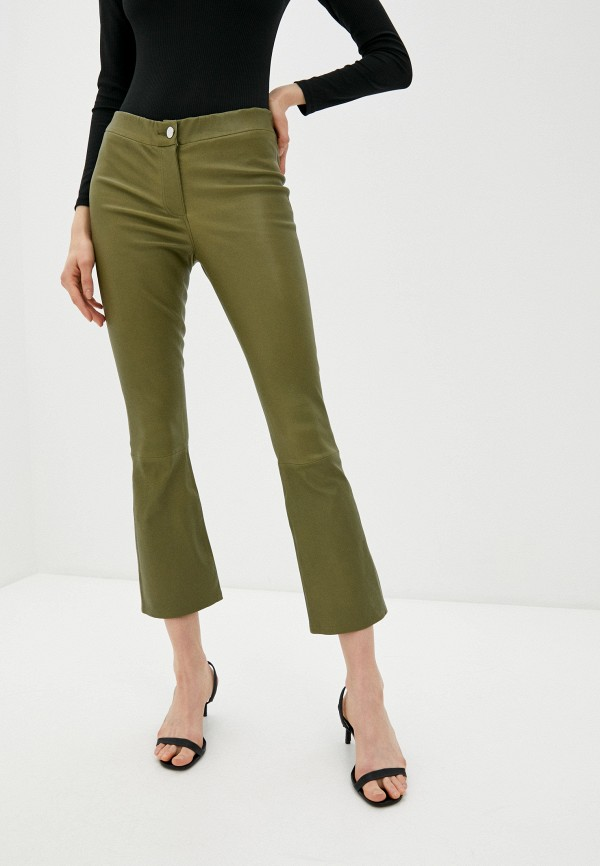 женские брюки arma, хаки