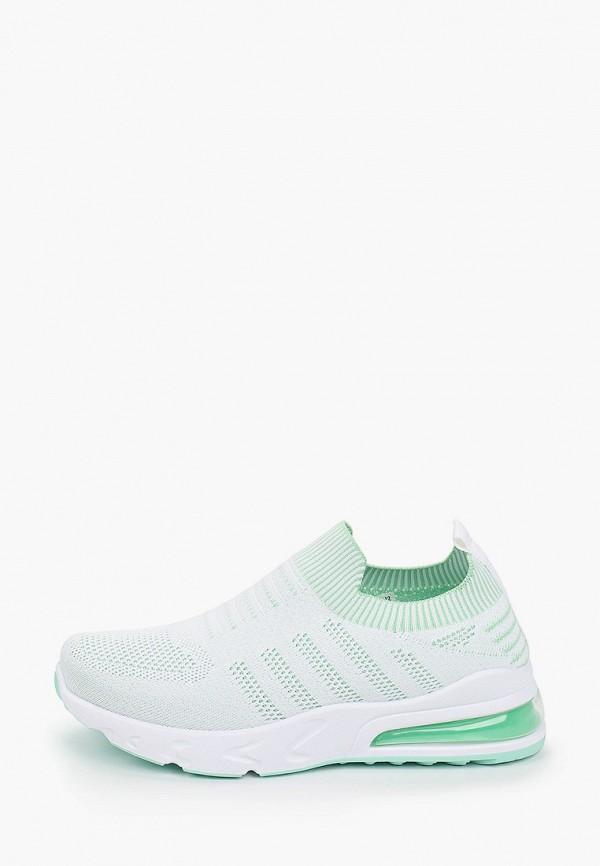 женские низкие кроссовки patrol, зеленые