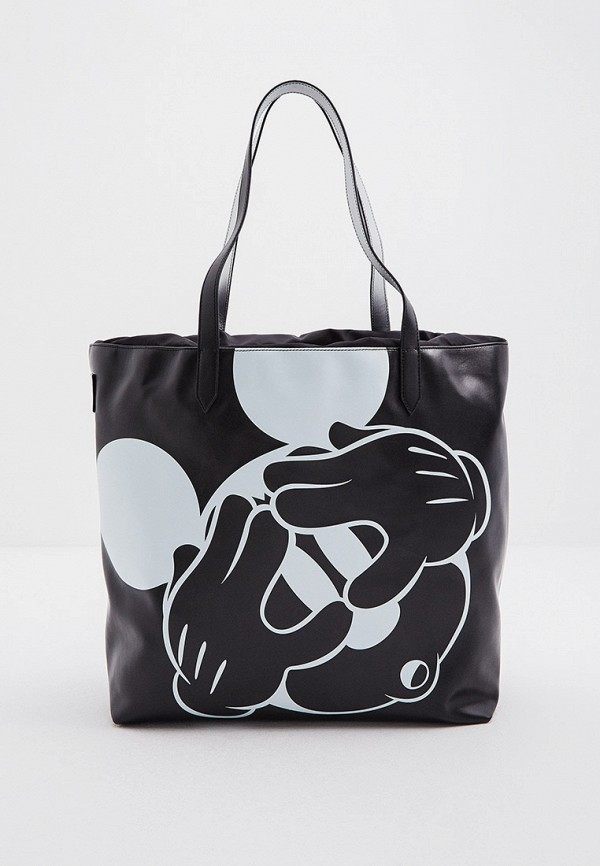 женская сумка iceberg, черная