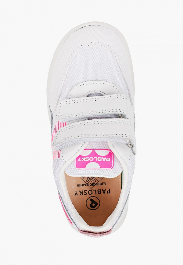 Кроссовки для девочки Pablosky 285607 Фото 4