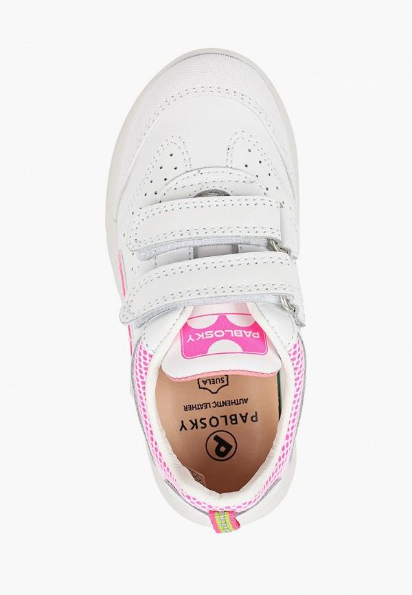 Кроссовки для девочки Pablosky 286207 Фото 4