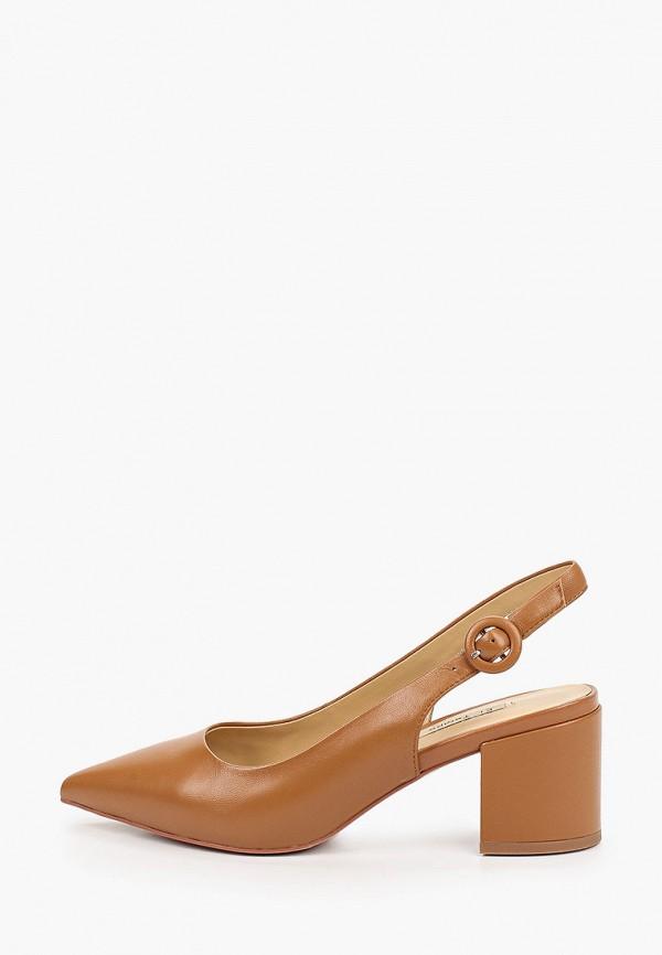 женские туфли el tempo, коричневые