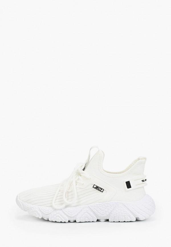 мужские низкие кроссовки el tempo, белые