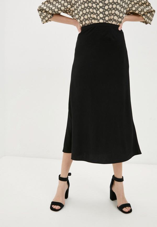 женская юбка marc o'polo, черная