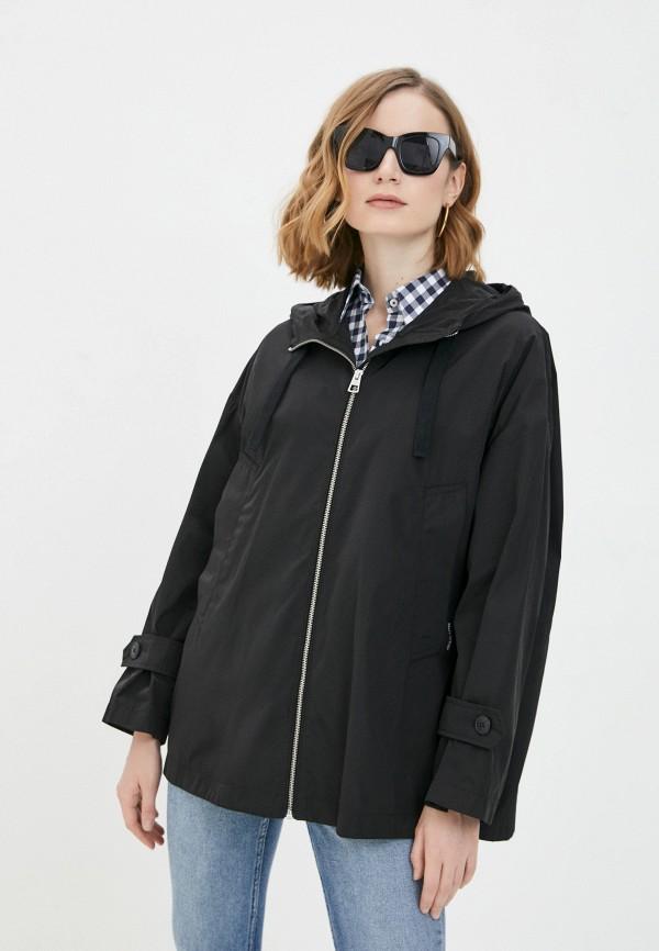 женская куртка marc o'polo, черная