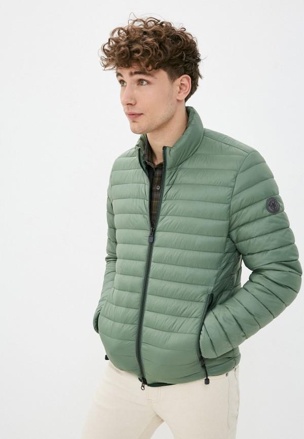 мужская куртка marc o'polo, зеленая