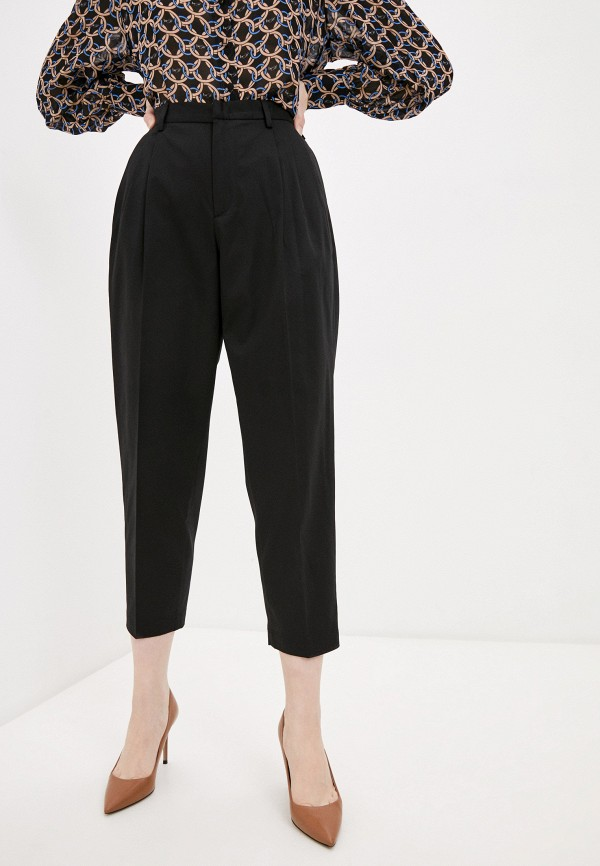 женские классические брюки woolrich, черные