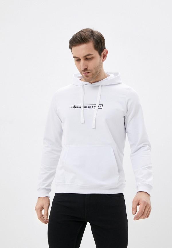 мужские худи f.g.z, белые