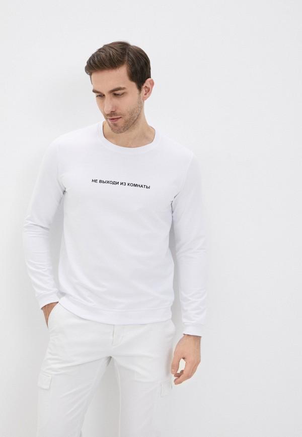 мужской свитшот f.g.z, белый