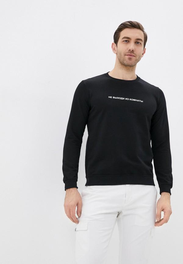 мужской свитшот f.g.z, черный