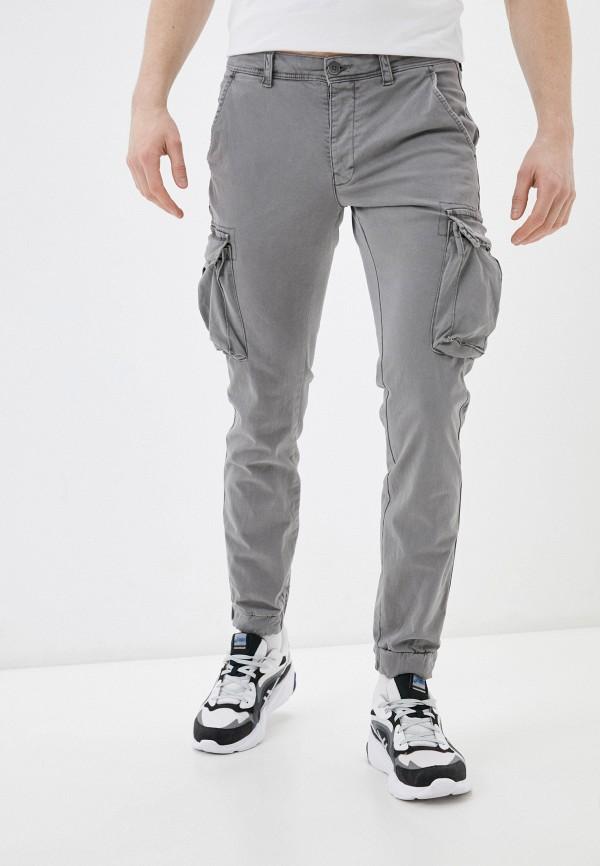 мужские брюки ovs, серые