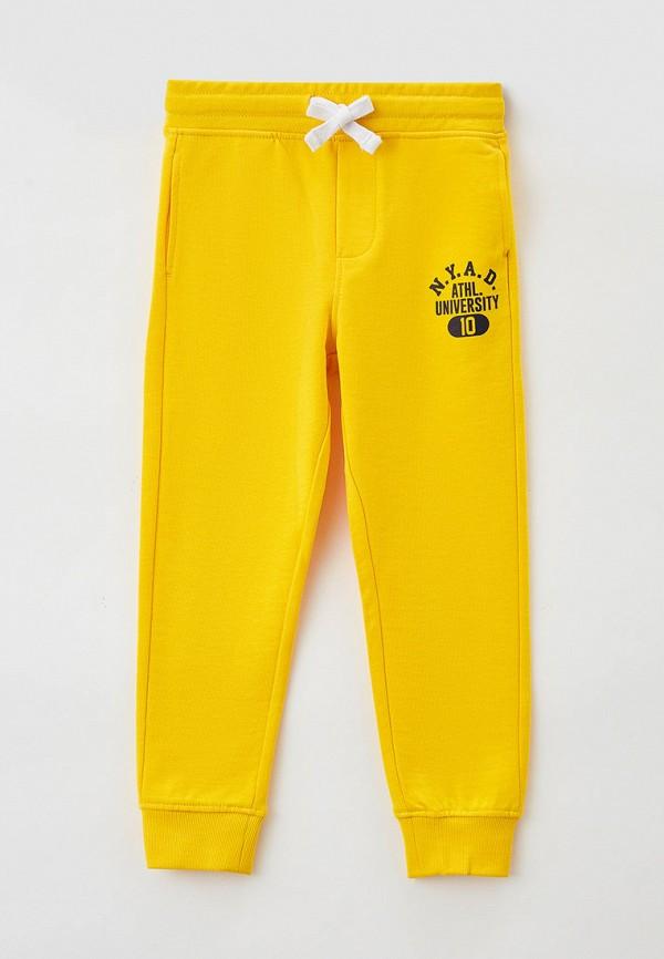 спортивные брюки ovs для мальчика, желтые