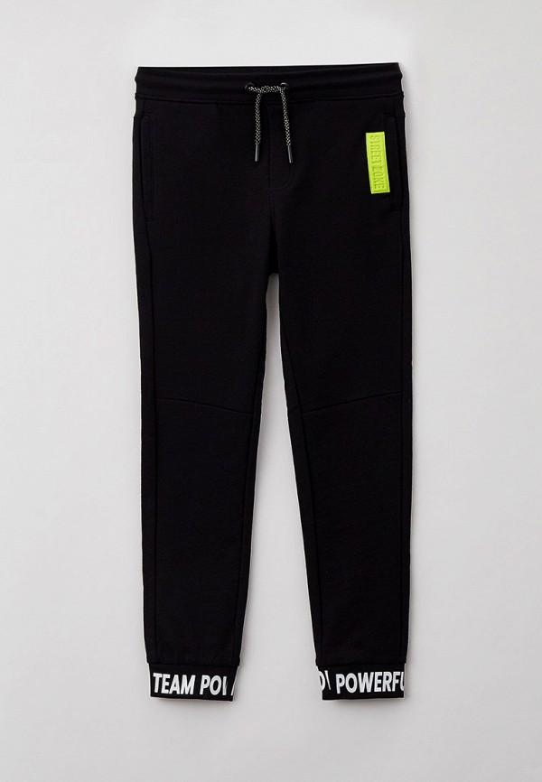 спортивные брюки ovs для мальчика, черные