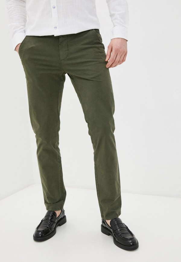 мужские брюки чинос ovs, хаки