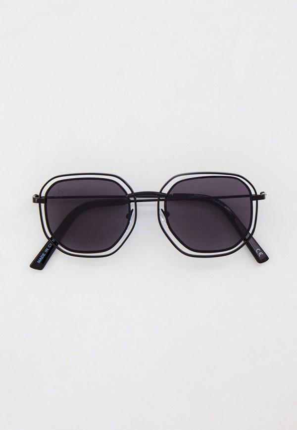 женские солнцезащитные очки jeepers peepers, черные