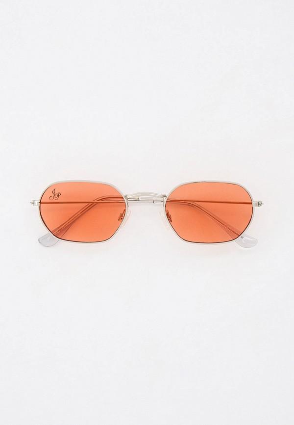 женские солнцезащитные очки jeepers peepers, серебряные