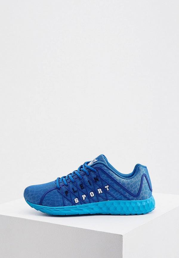 женские низкие кроссовки plein sport, синие