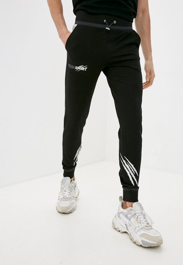 мужские спортивные брюки plein sport, черные