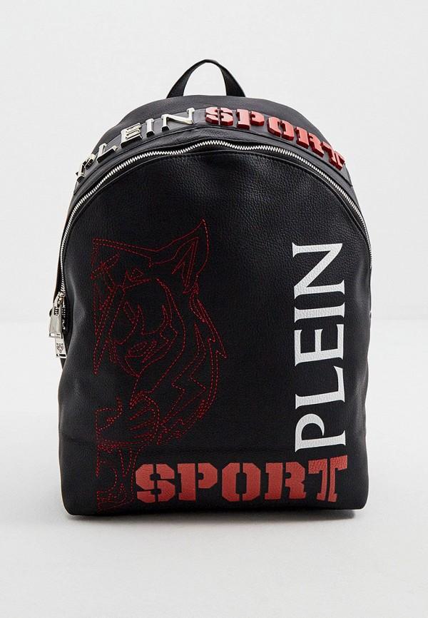 мужской рюкзак plein sport, черный