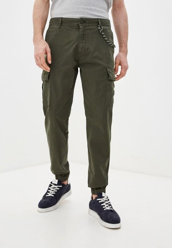 мужские брюки marc o'polo denim, зеленые