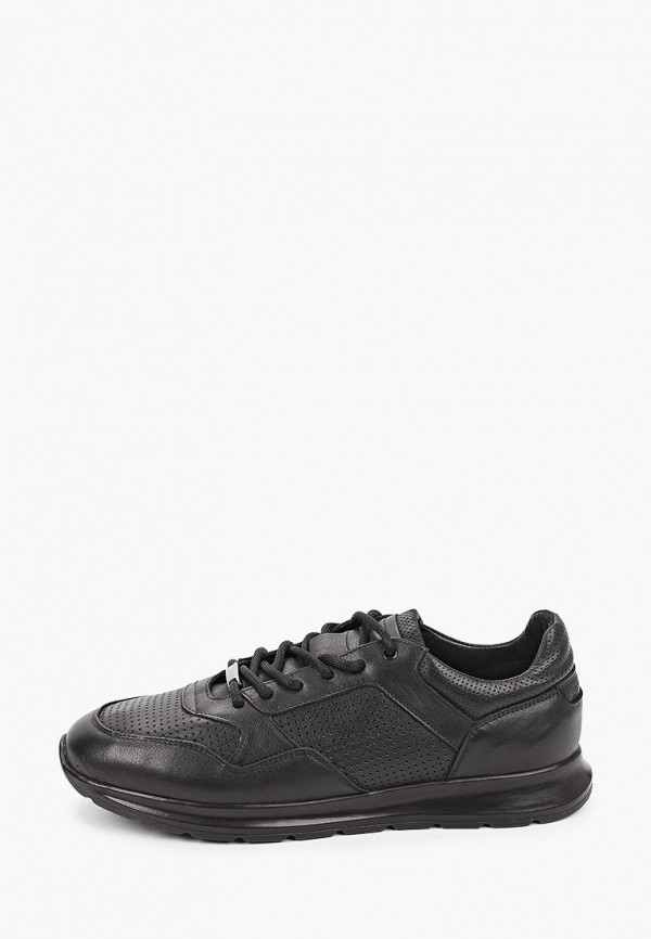 мужские кроссовки vittorio bravo, черные