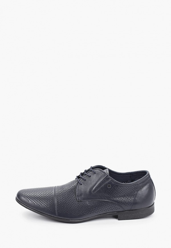 мужские туфли vittorio bravo, синие