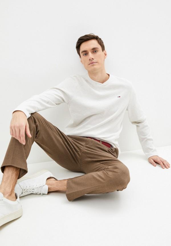 мужской пуловер tommy jeans, серый