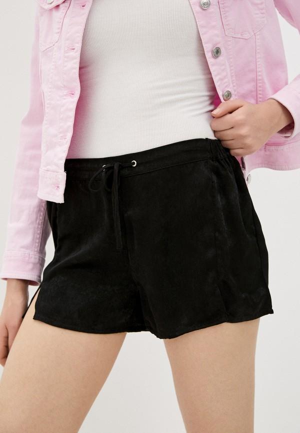 женские повседневные шорты pimkie, черные