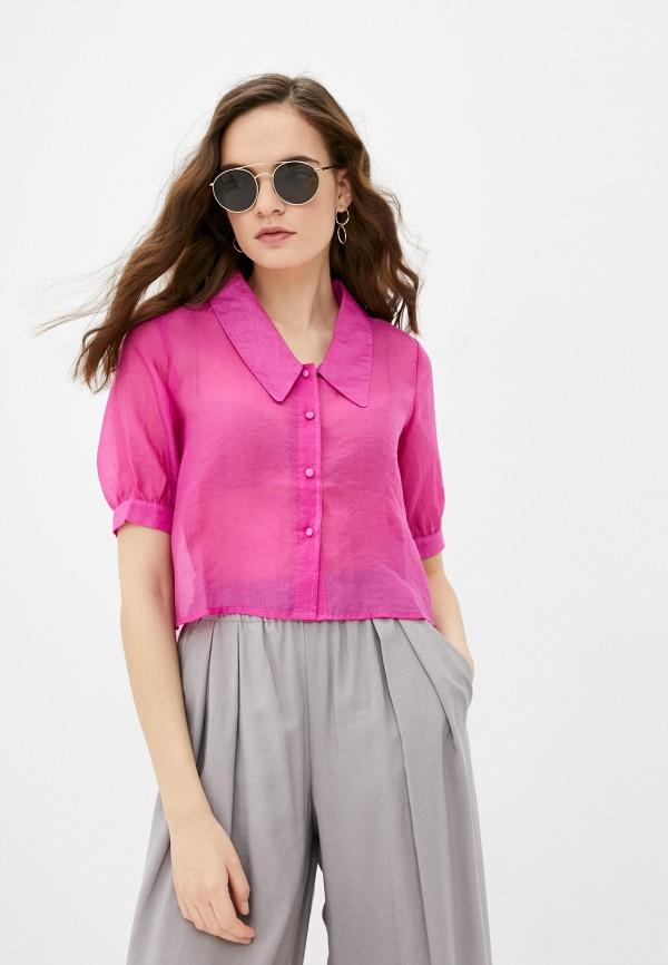 женская блузка pimkie, розовая