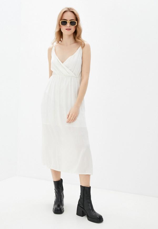 женское платье pimkie, белое