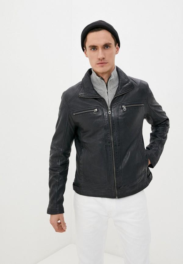 мужская куртка gipsy, синяя