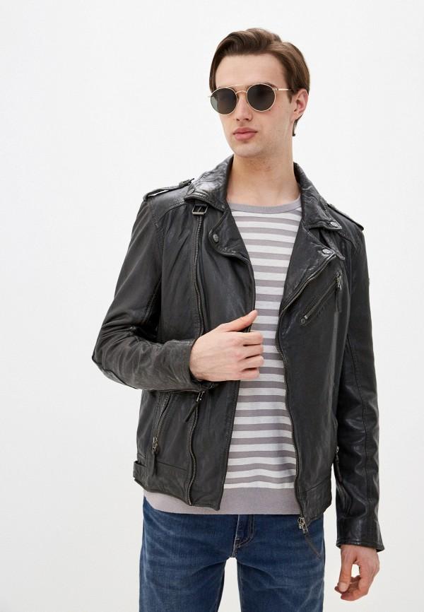 мужская куртка gipsy, серая