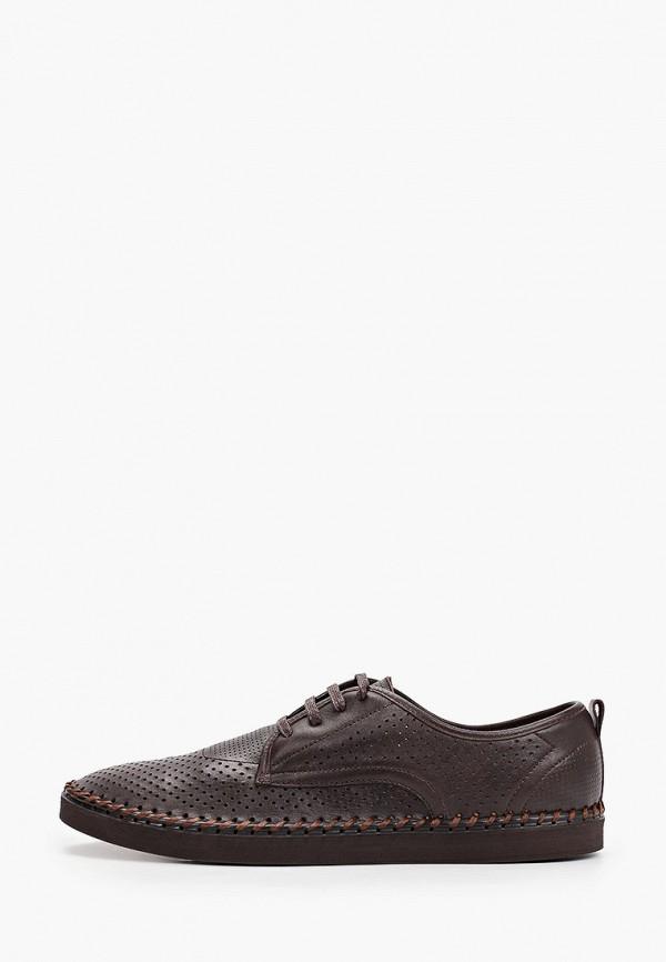 мужские ботинки mcm, коричневые