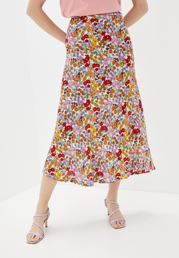 женская юбка cotton on, разноцветная