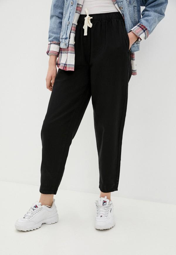 женские брюки cotton on, черные