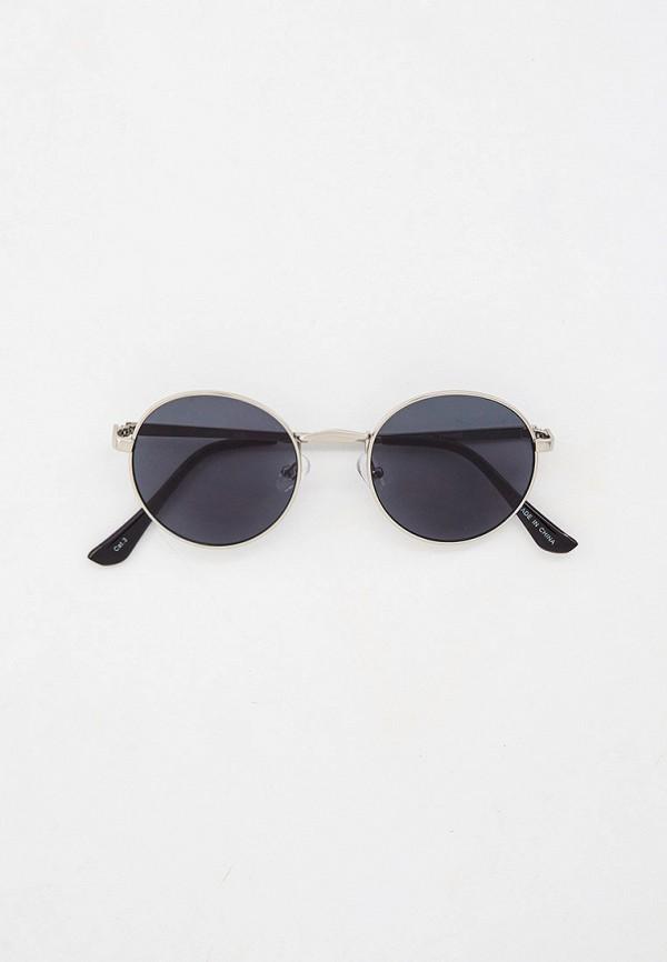 женские солнцезащитные очки rubi, серебряные