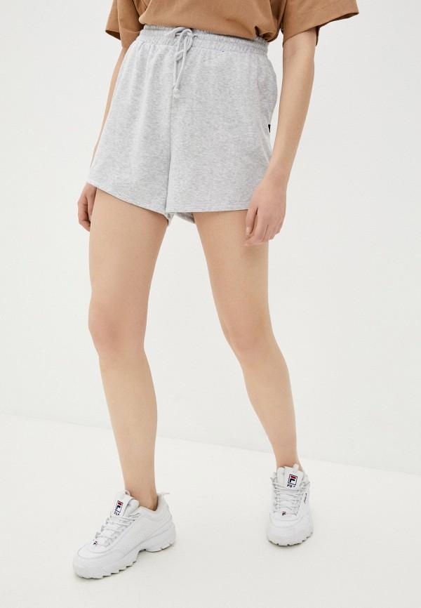 женские спортивные шорты cotton on, серые