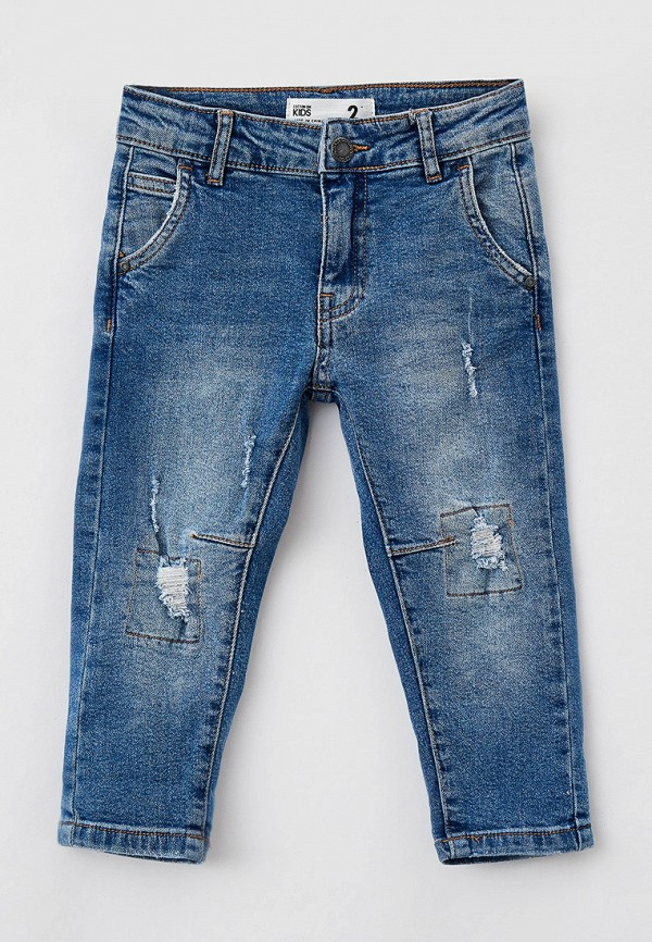 джинсы cotton on для мальчика, голубые