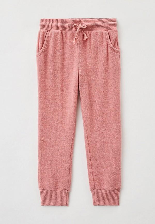 брюки cotton on для девочки, розовые