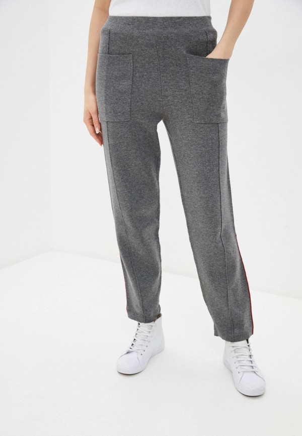 женские брюки rodier, серые