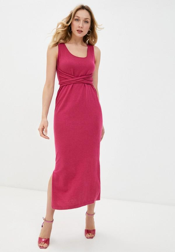 женское платье rodier, розовое