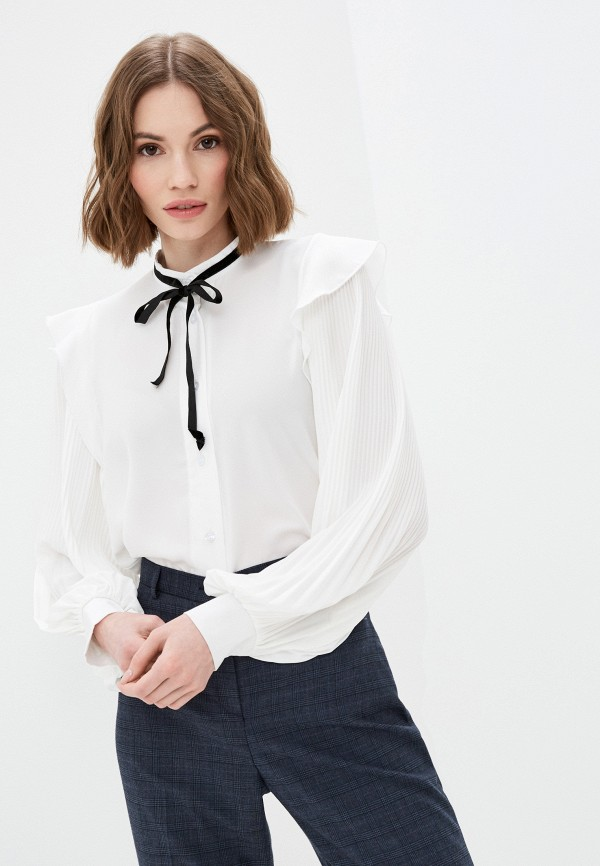 женская блузка elsi, белая