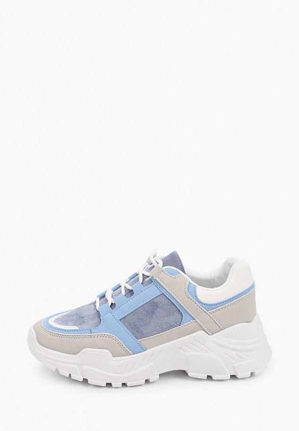 женские низкие кроссовки diora.rim, синие