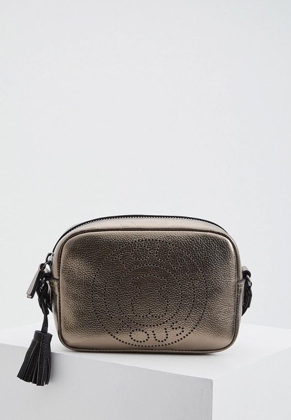 женская сумка tous, коричневая