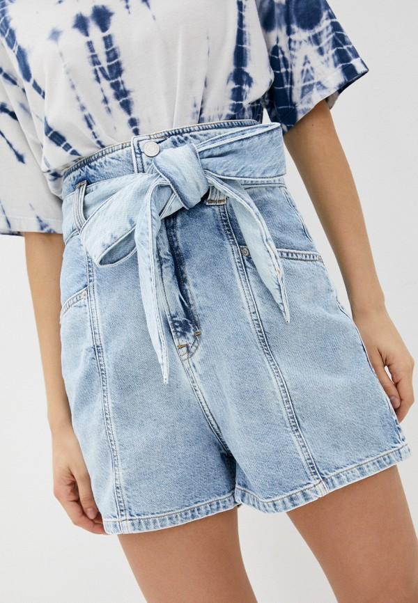 женские джинсовые шорты tommy jeans