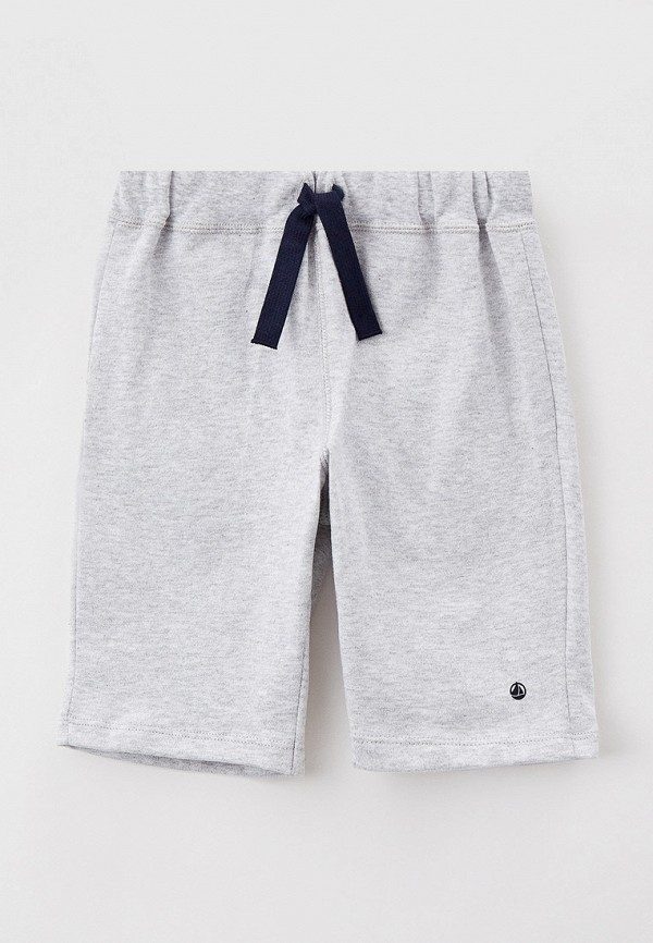 шорты petit bateau для мальчика, серые