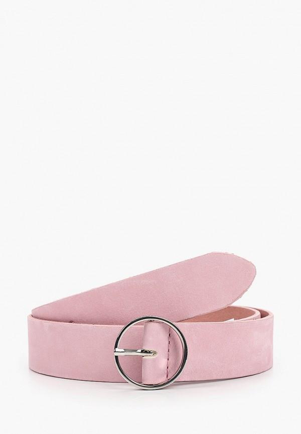 женский ремень s.oliver, розовый