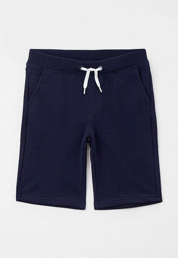 спортивные шорты s.oliver для мальчика, синие